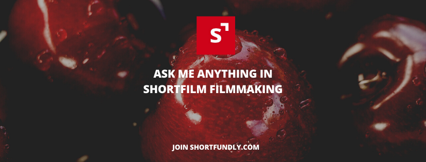 Introducing Ask Me Anything (AMA) in filmmakers community