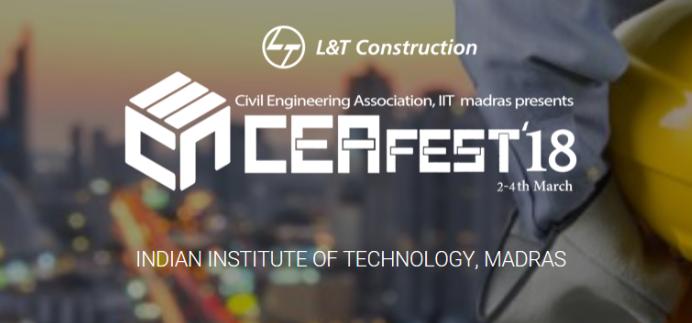 CEA Fest – 2018 IIT MADRAS