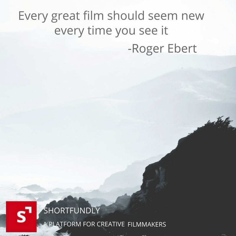 Filmmaking inspiring quotes