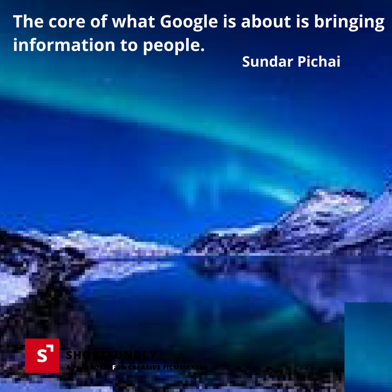 Top 6 Sundar pichai quotes