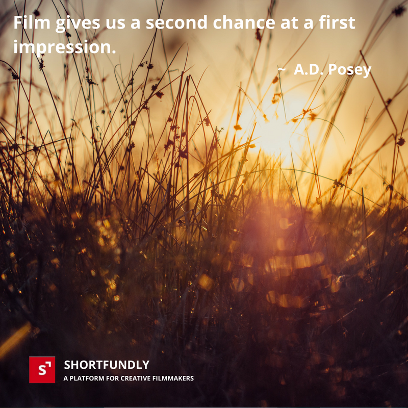 TOP 3 QUOTES on film making