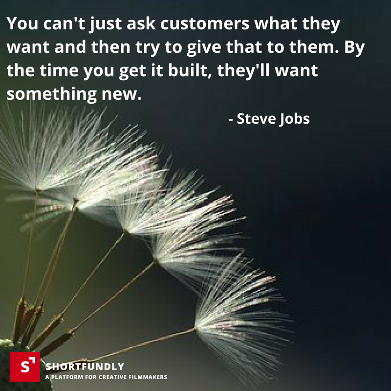 Top 6 Steve jobs quotes
