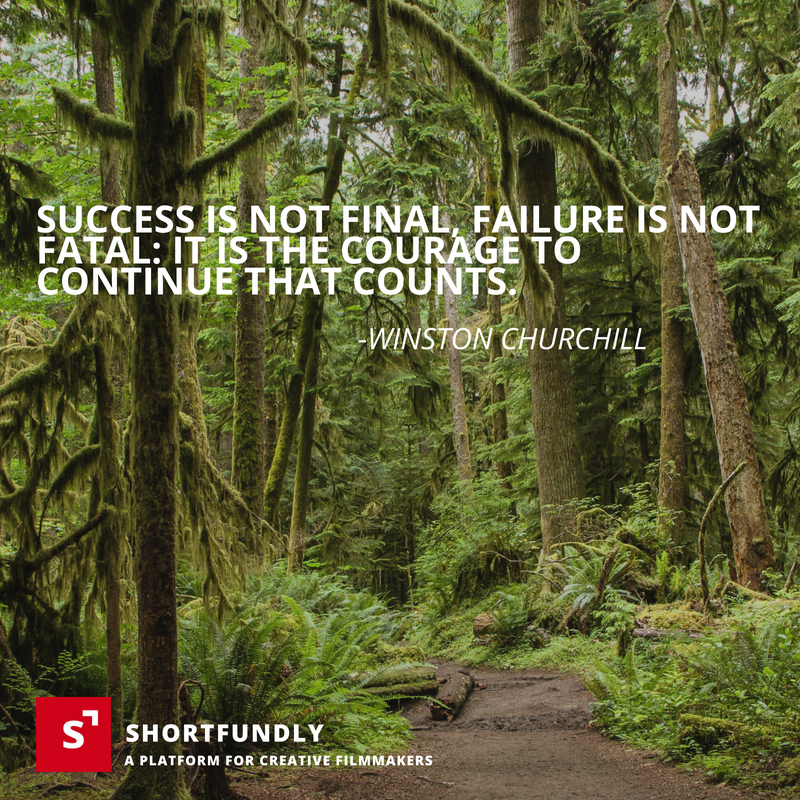 Top 5 Quotes On Success Shortfundly