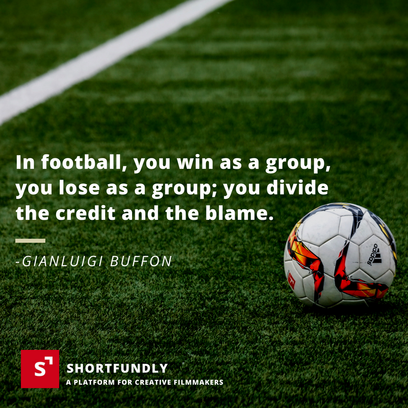 Top 5 Football Quotes