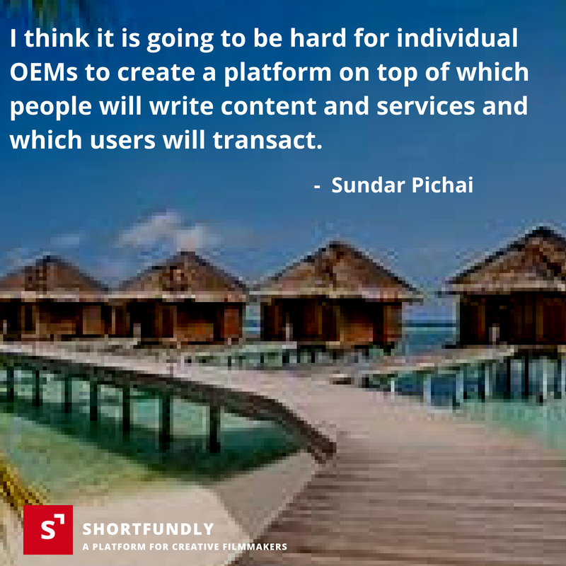 Top 6 Sundar Pichai Quotes