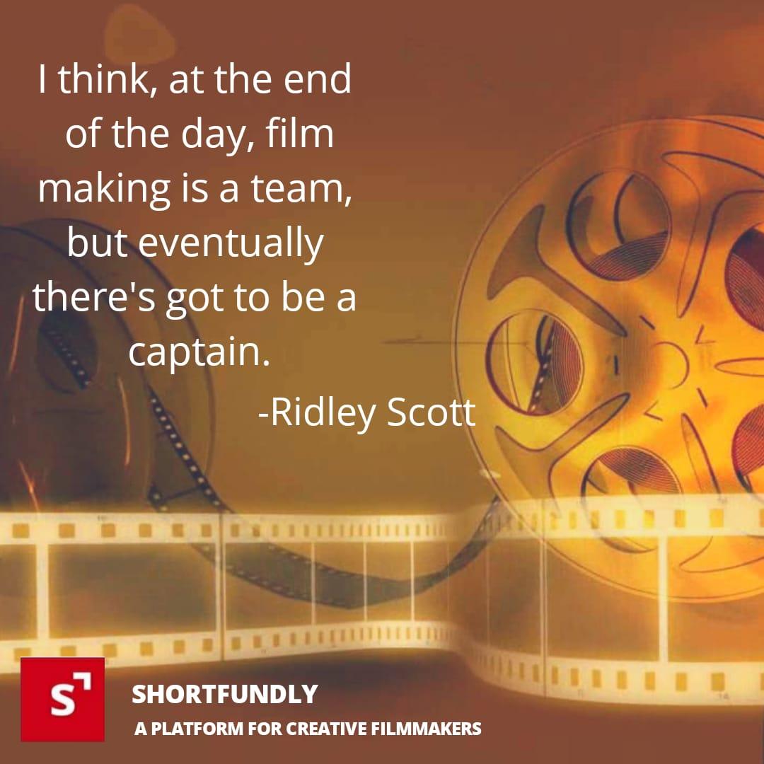 Top5 filmmaking quotes