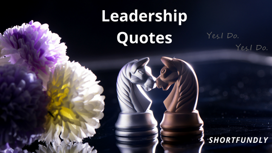 Top 5 Leadership Quotes