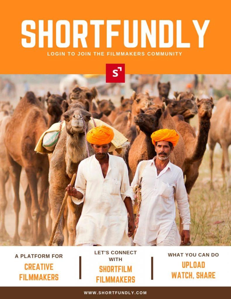 shortfundly_shortfilm promotion site in india
