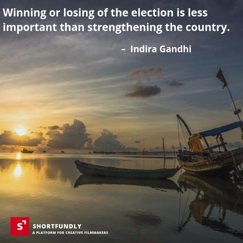Top 6 Indira Gandhi quotes