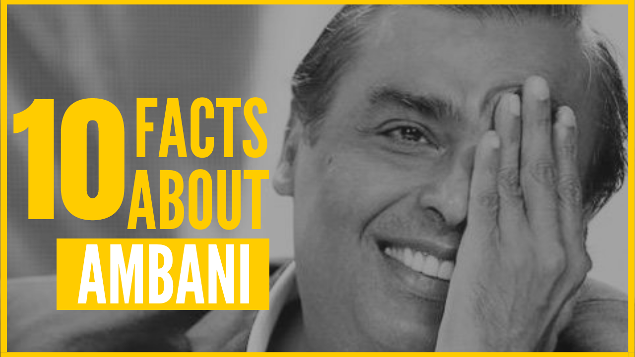 Unknown Facts of Ambani |Must Read | ARJUN STUDIO