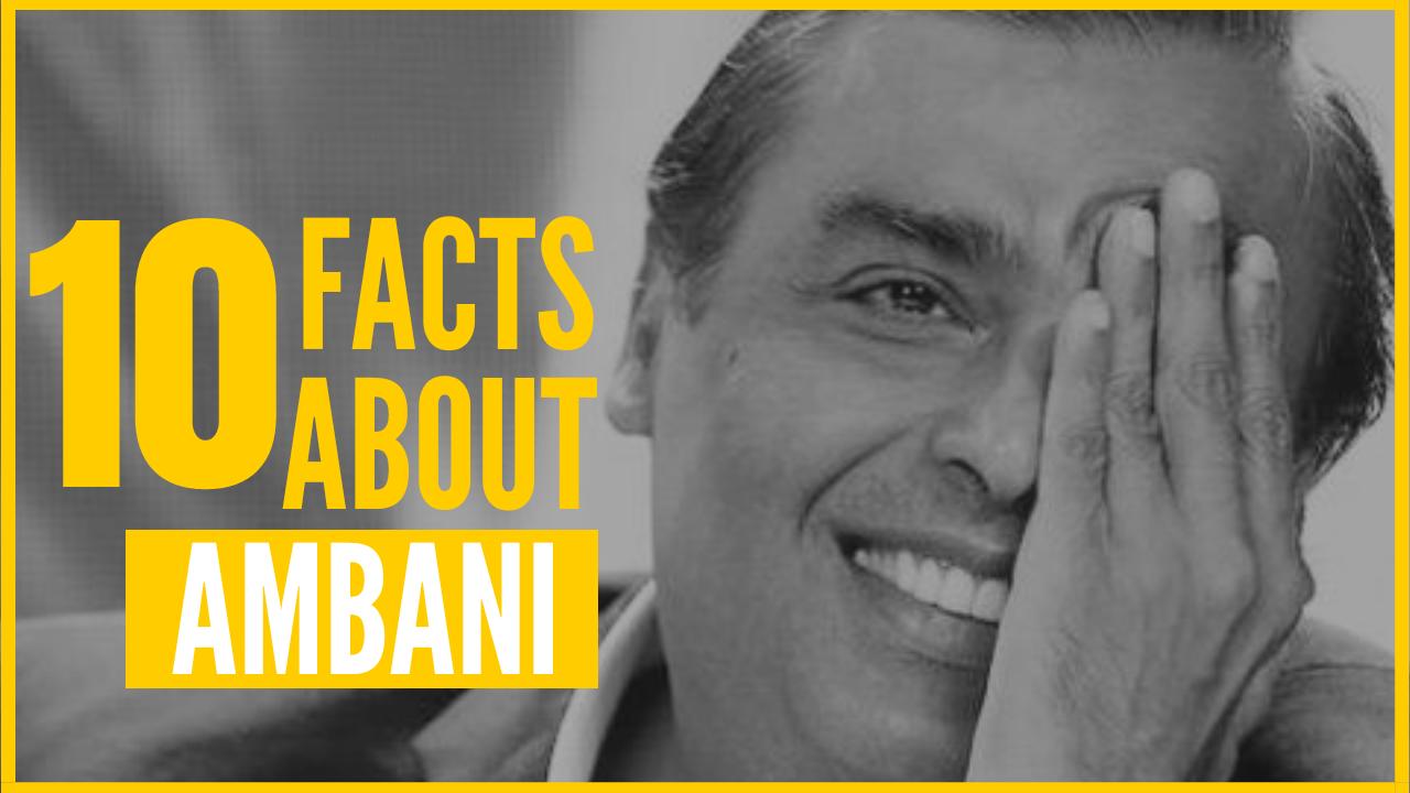 Unknown Facts of Ambani |Must Read | ARJUN STUDIO