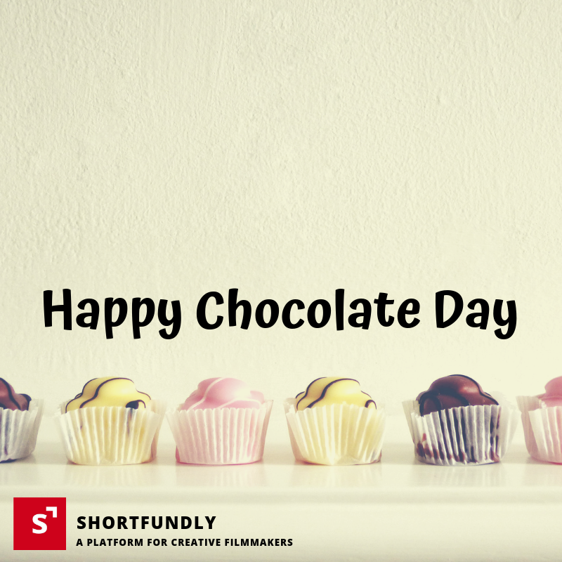 Happy chocolate day Posters