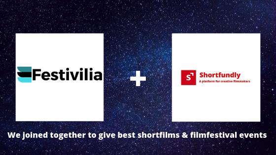 Platform partnership – Festivilia & Shortfundly