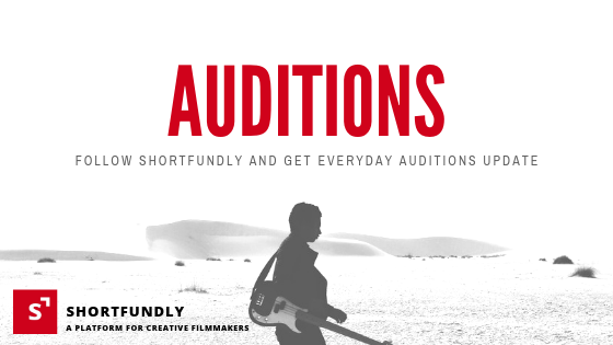 April Month Auditions List in India
