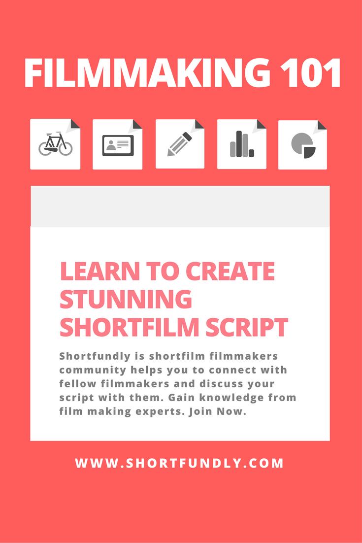 Top Film-making tools for short-films