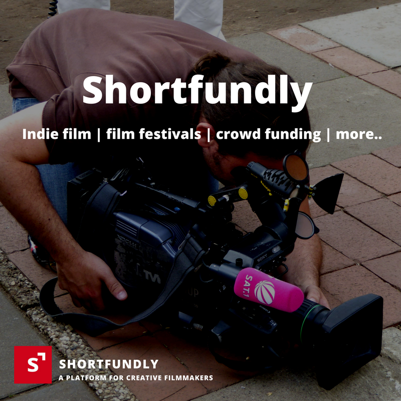 Short film crowdfunding campaign