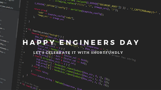 Top 5 Happy engineers day posters