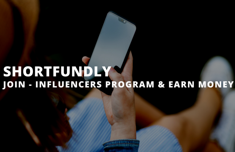 influencers program to earn money online weekly & monthly basis