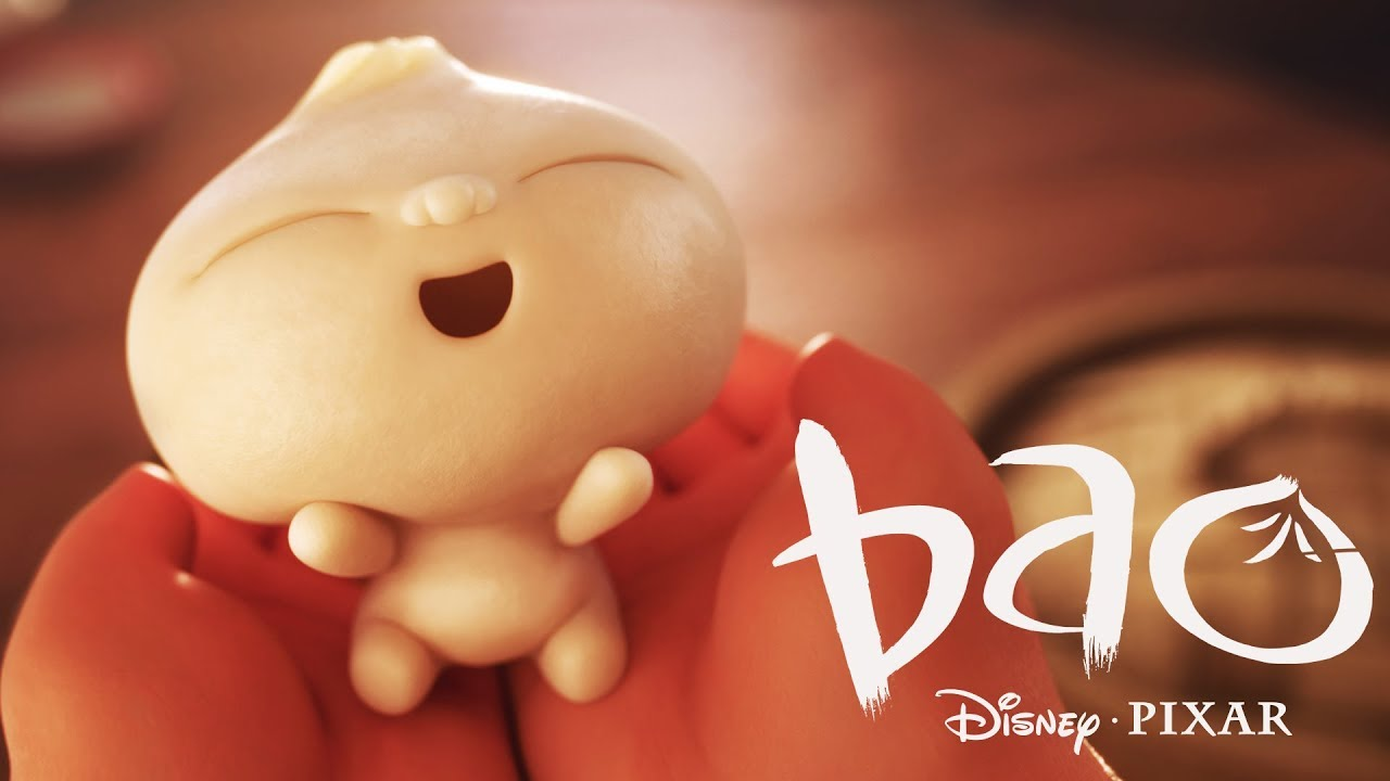 Watch award-winning Disney Pixar – Bao short film