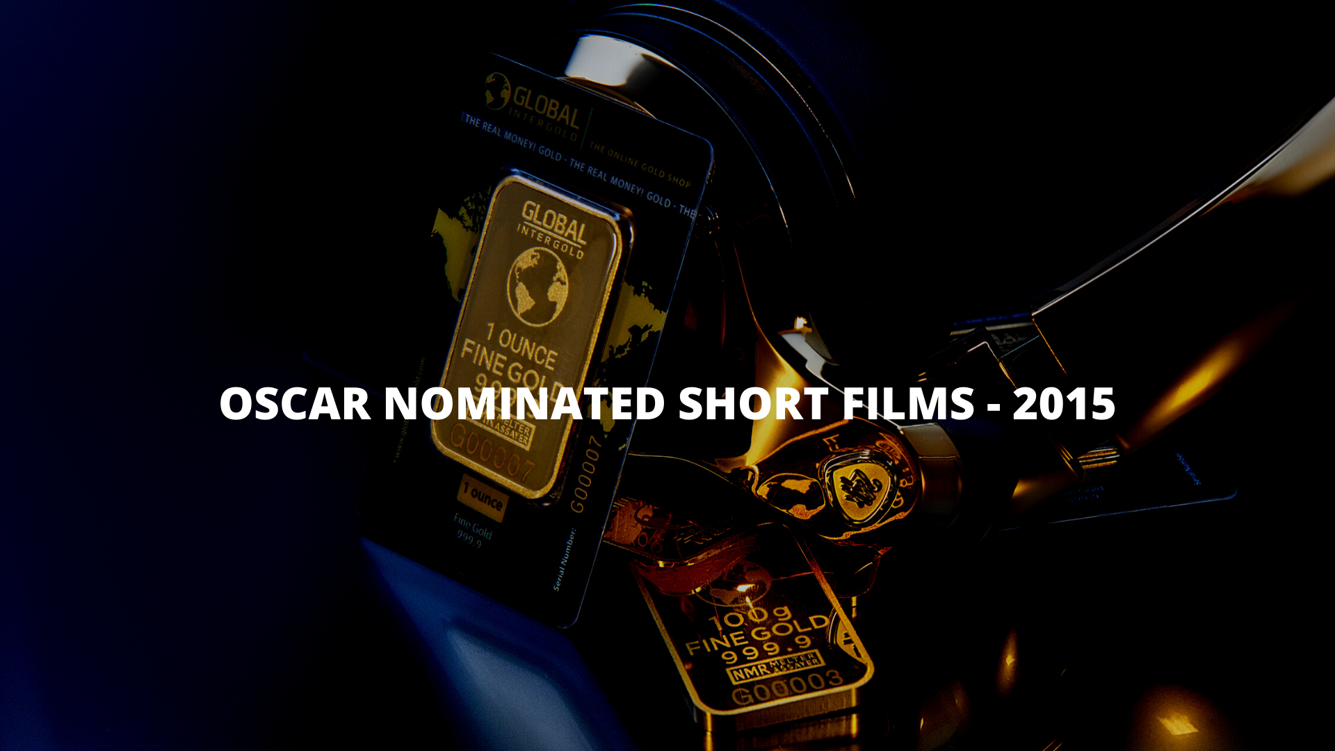 Oscar-nominated short films 2015