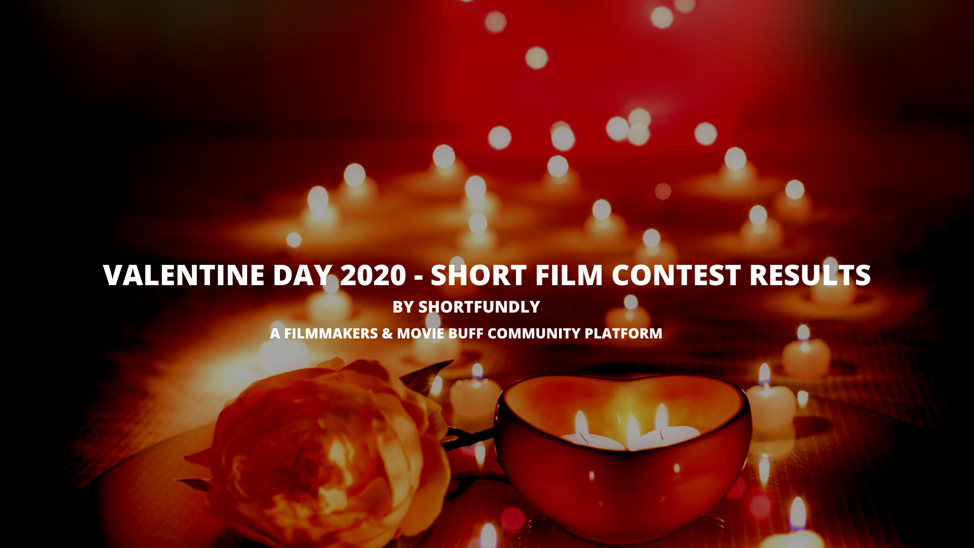 Valentine Day special short film contest 2020 results
