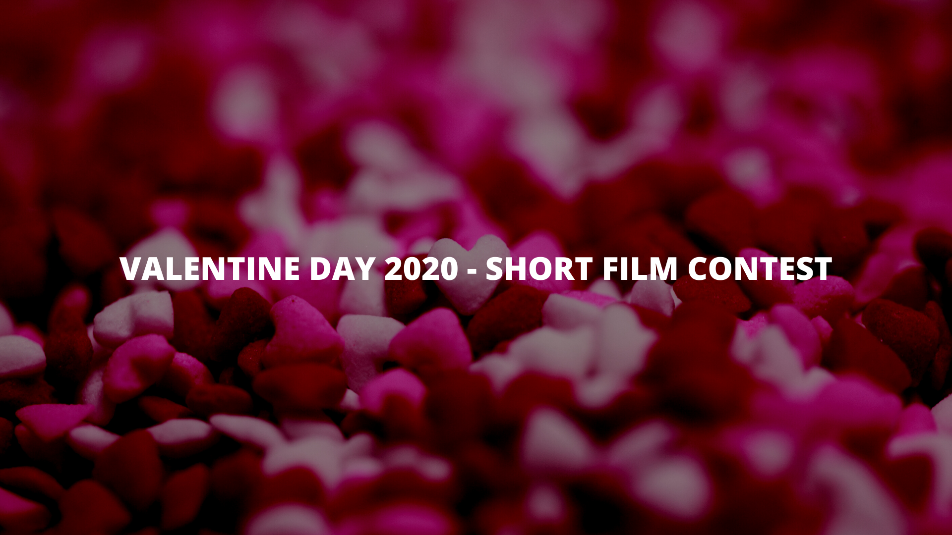 Valentine day 2020 – Short film Contest