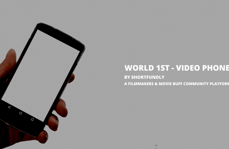 World 1st Video Phone - Short film Only for filmmakers in this world
