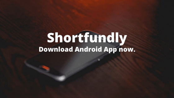 Short film - Free Promotion Android App - Shortfundly