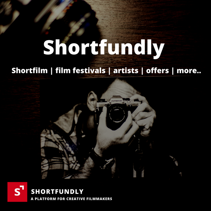 Shortfundly - Shortfilm filmmakers only promotion platform