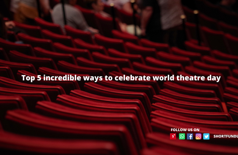 world theatre day posters