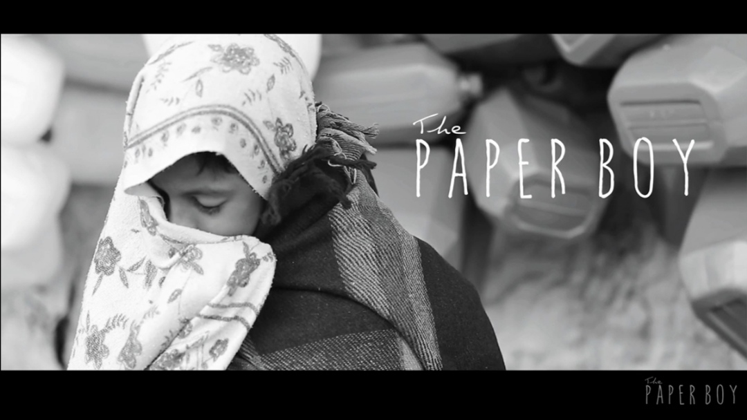 THE PAPERBOY – Short Film review