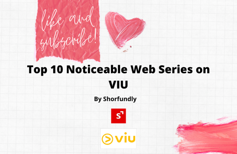 Top webseries in VIU