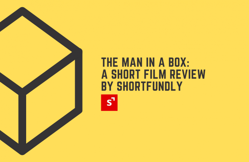 Man in a box