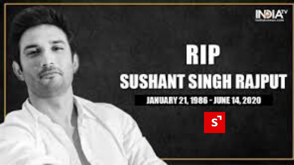 RIP: Sushant Singh Rajput.