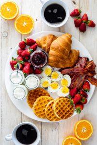 Five healthy breakfast ideas