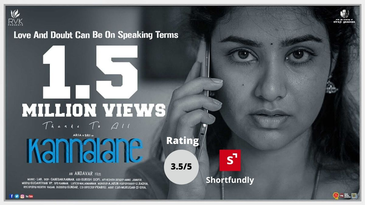 Kannalane – Tamil short film review