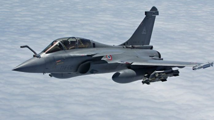 Indian Air force's Rafale
