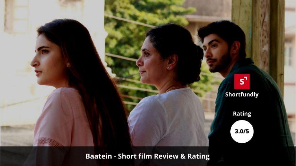 Baatein-Mental-Health-Hindi-Short-Film-Review-Rating