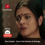 Devi - Kajol - Hindi Short film review & rating