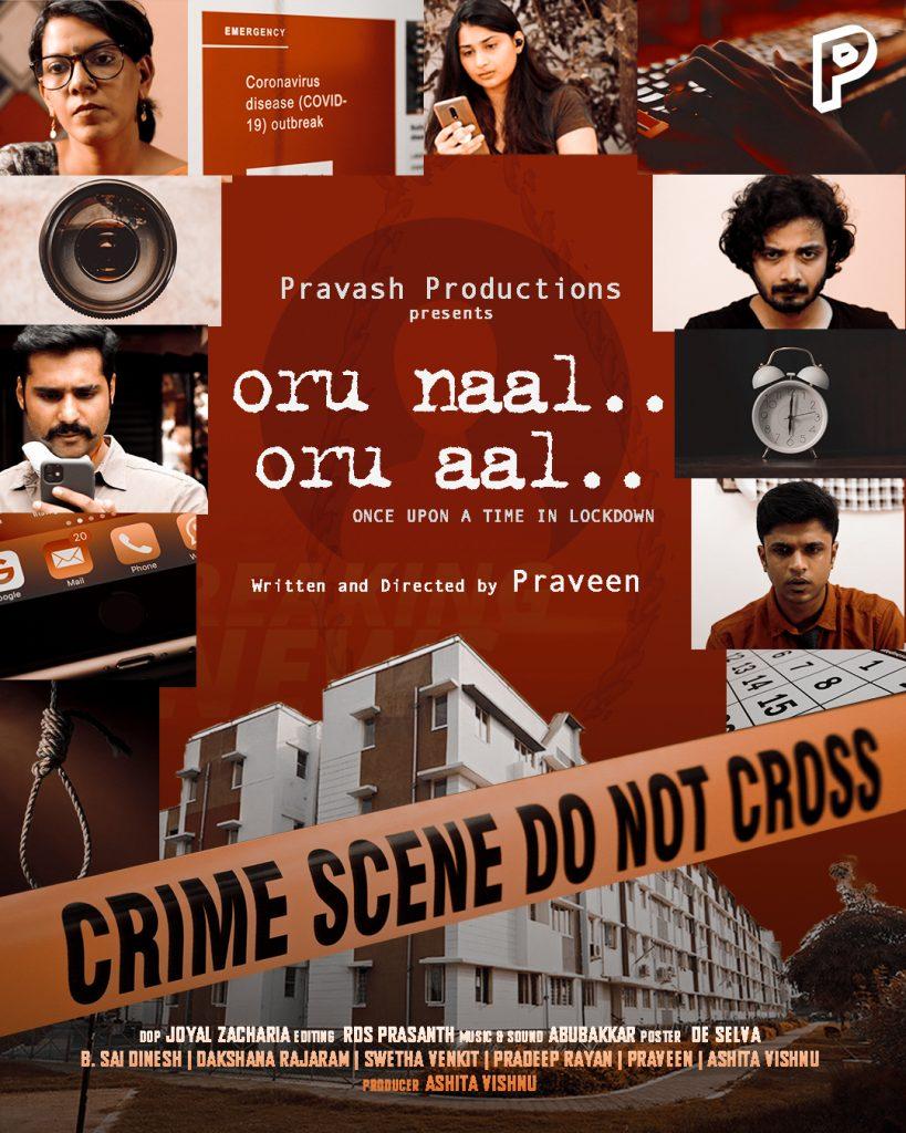 Oru Naal, Oru Aal - Tamil Short Film Poster