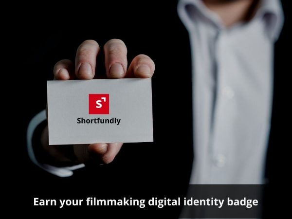 shortfundly-online-filmmaking-identity-badge